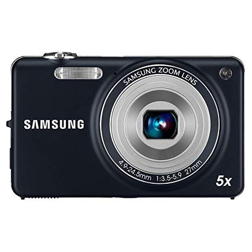 Samsung EC-ST65/ ST68 Digital Camera with 14 MP and 5x Optical Zoom (Silver) International Model No Warranty