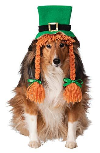 Rubie's St. Patty's Day Girl Pet Costume Hat