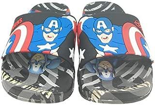 Mag Creations Avengers EVA Kids Flip Flop Slipper Boys & Girls (2.5 Years to 9 Years)