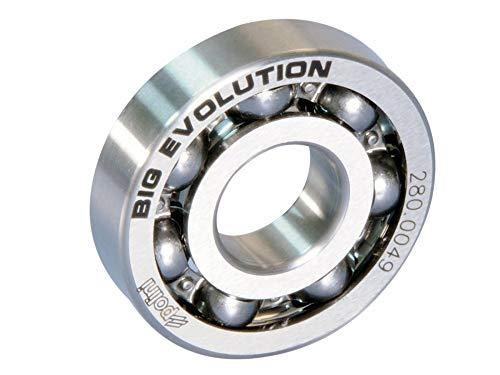 Polini Big Evolution - Cojinete de cigüeñal para motores Piaggio (20 x 52 x 12 mm)