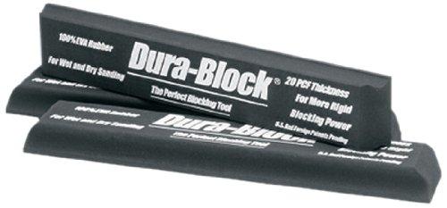 Dura-Block AF4403 Black Full Size Sanding Block