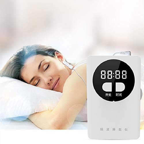 fall Sleep Aid Gerät, Tragbare CES Insomnia Therapiegerät, Insomnia Anxiety Depression, Angst Relief Elektronische Geräte
