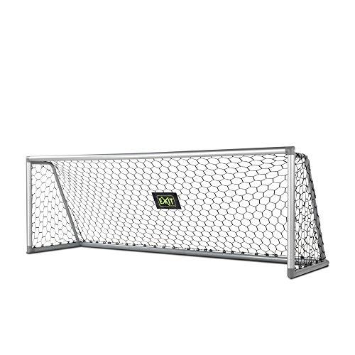 EXIT Scala Aluminium Fußballtor 300x100cm