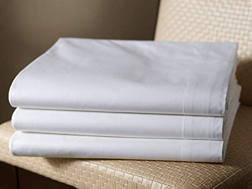 Westin Ultra Luxe Flat Sheet - Soft, Luxurious 600 Thread Count Cotton -