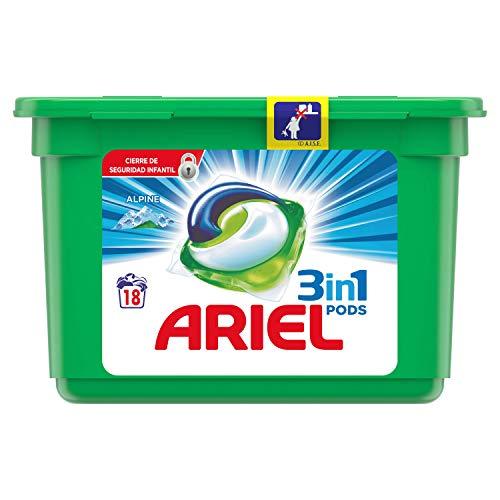Ariel 3 in 1 pods 18 stuks