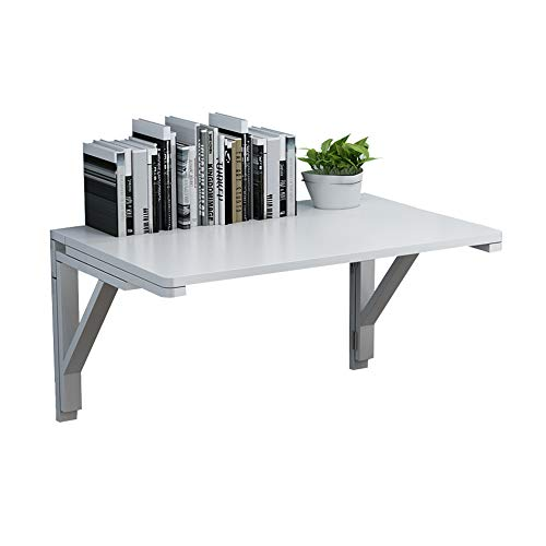Klappwand Tisch, Klappküchentisch Aus Holz, Klappbarer Schreibtisch Design Computertisch, Platzsparend