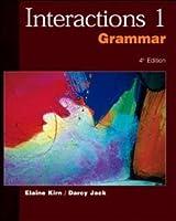Interactions 1: Grammar (Interactions Grammar)