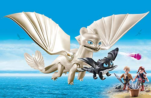 The 2019 new Playmobil sets include several How To Train Your Dragon sets