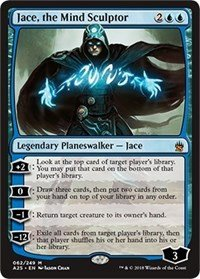 Jace, The Mind Sculptor - Masters 25