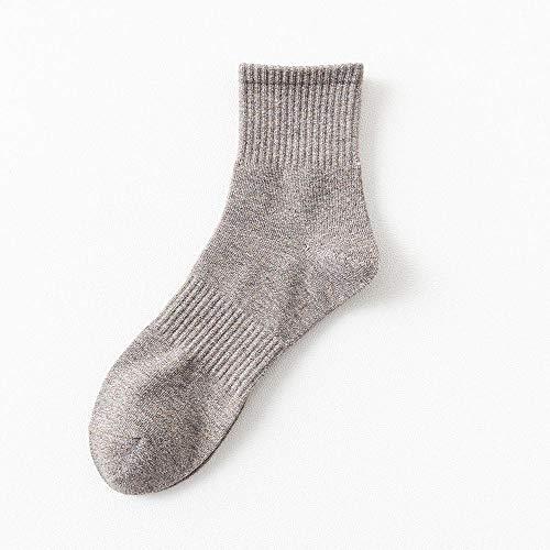 Sokken Mannen Casual Antibacteriële Deodorant Sportsokken 5 Stks