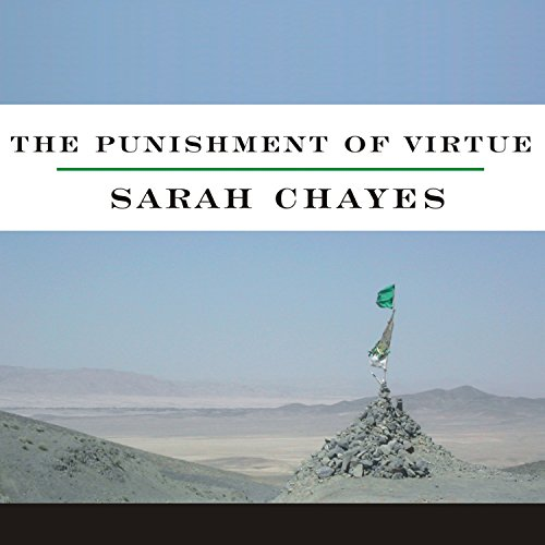 The Punishment of Virtue audiobook cover art