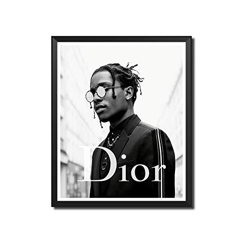 Yansang Asap Rocky Used For Bathroom Decor Wall Decor Home Decor Canvas Print Poster,Unframed,8 x 10 Inches,Set of 1 Piece