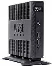Dell Wyse 909654-21L D90D7 Thin Client Mini Desktop, 4 GB RAM, 16 GB Flash, AMD Radeon HD 6250, Black