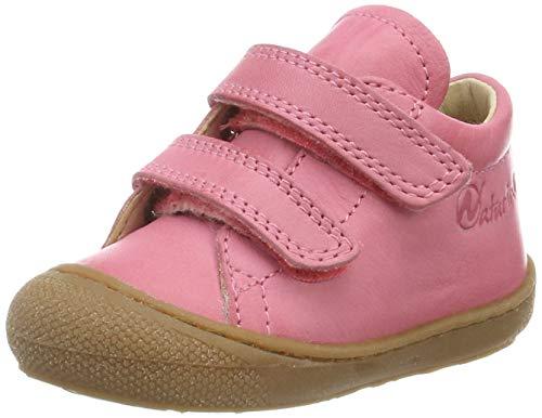 Naturino Jungen Mädchen Cocoon Vl Gymnastikschuhe, Pink (Corallo 0l05), 24 EU