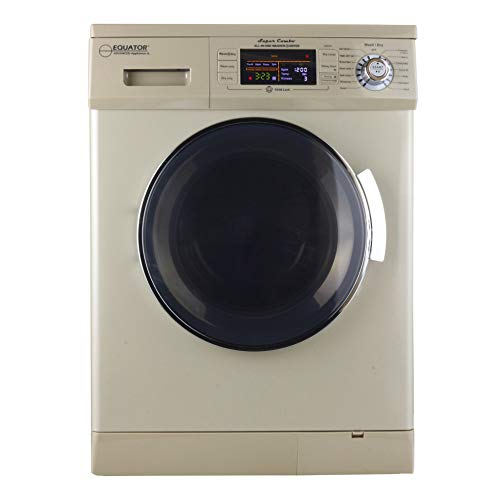 "Equator 2020 24"" Combo Washer Dryer Ch. Gold Winterize+Quiet"