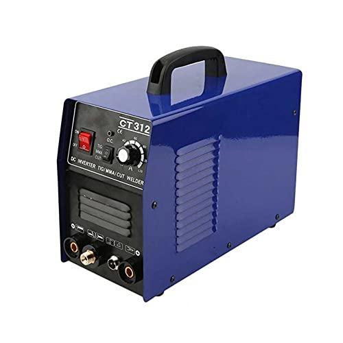 QWERTOUR AC220V 3in1 Cut Welder Inverter Gasless Welding Machine 120A Plasma Cutter Multifunction Welding Equipments