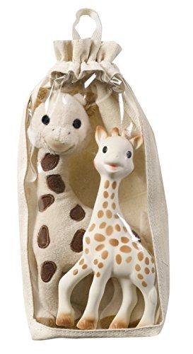 Sophie la Girafe - 850514 - Set Peluche Sophie la Jirafa 0m+