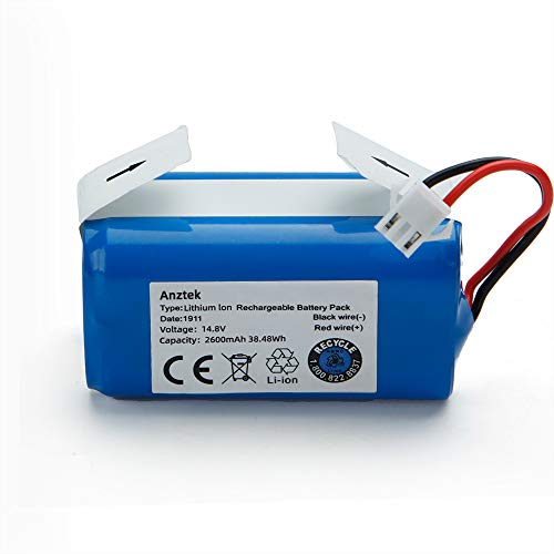 %20 OFF! Replacement Ecovacs N79,N79S Battery and Shark Ion RVbat700 Battery for RV700,RV720...