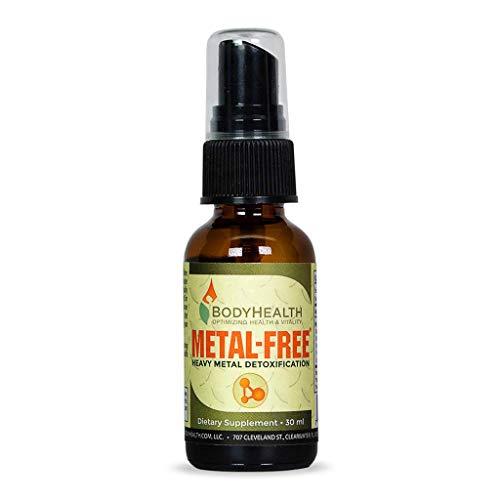 Metal Free Oral Spray | Cellular Nano Binding Technology | Triple Bond for Body Detoxification | Bowel Elimination