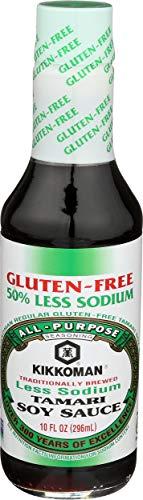 Kikkoman Sauce Tamari Gluten Free, 10 oz