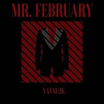 Mr. February