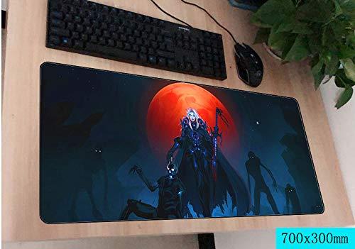 Zlxzlx Mousepad 700X300Mm Gaming Grote Playerbest Aanbieding Computer Bureau Groot Toetsenbord Spel