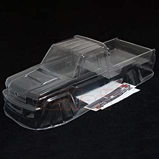 Xtra Speed 1/10 LC70 Clear Lexan 313mm Crawler Body #XS-59816