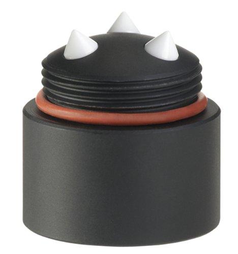 ASP Leverage Baton Cap, Textured Black (F Series)