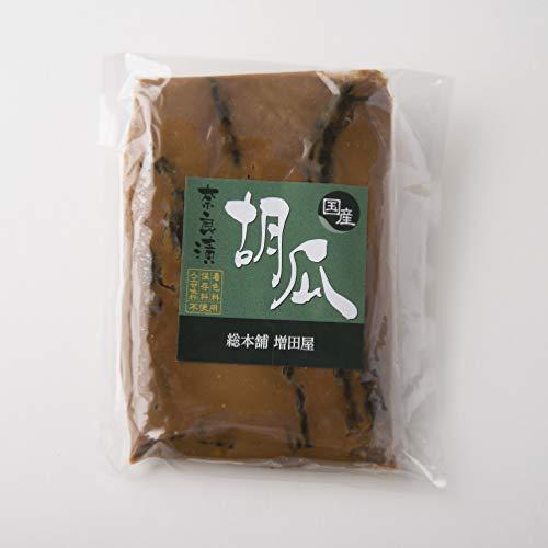 胡瓜 奈良漬 (小) 奈良で作りました 徳島県産 キュウリ 使用