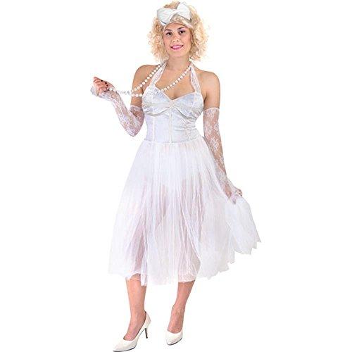 Like a Virgin Pop Diva Bride Costume
