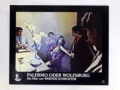 Palermo oder Wolfsburg - Magdalena Montezuma - 1 Aushangfoto/Lobbycard-G1