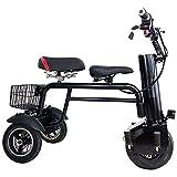 WXDP Autopropulsado Scooter de Movilidad eléctrico para...