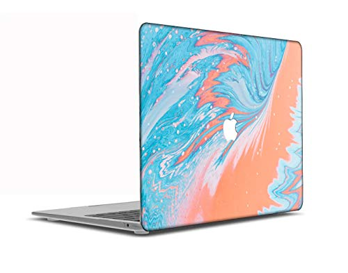 Congsansuo Cut Out Design Plastic Pattern Ultra Slim Light Hard Shell Case Cover Compatible MacBook Pro 13 inch Retina Display No CD-ROM Model:A1425/A1502,Painting B 0690