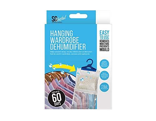 Garderobe, Schränke, Schublade Luft Entfeuchter - Hanging Wardrobe Dehumidifier - vertrieb durch ABAV