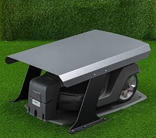 Cubierta universal para refugio de robot cortacésped de carga frontal o trasera – Modelo Basic (BIG)