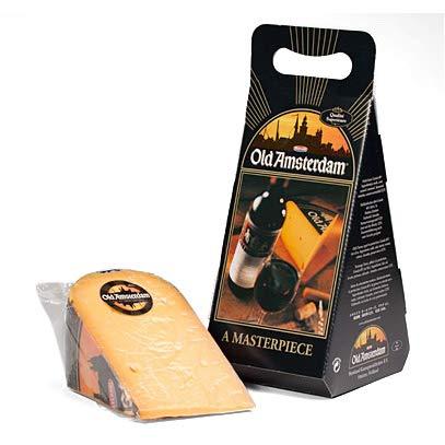 Geschenkbox - Old Amsterdam Käse - 1 kilo käse