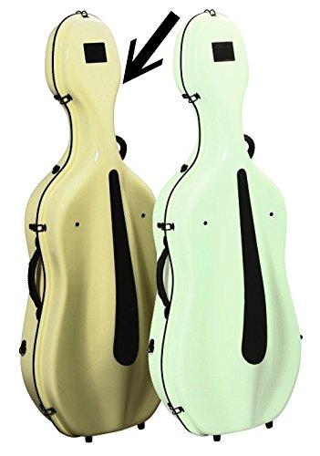 Gewa Cello Koffer Idea Evolution - Vanille - 4/4