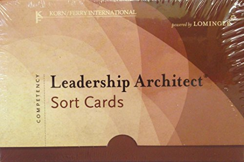 Leadership Architect Sort Cards
