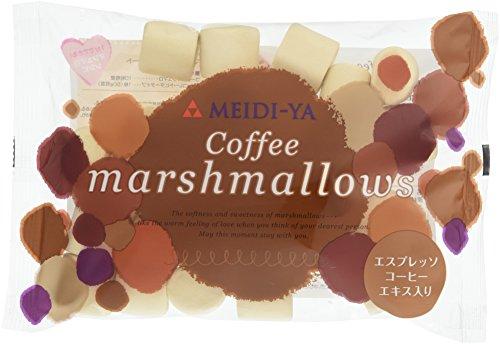 明治屋 コーヒーマシュマロ 110g×6個