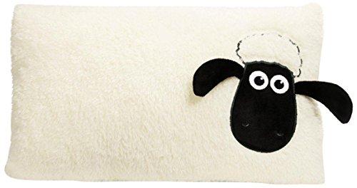 Nici 33337 - Kissen Shaun das Schaf rechteckig 43 x 25 cm