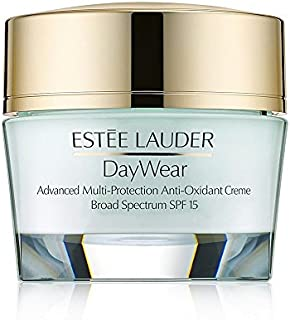Estee Lauder Daywear Advanced Multi-Protection SPF 15 Anti-Oxidant Creme for Unisex Normal/Combination Skin, 1 Ounce