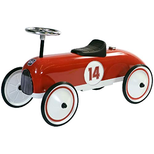 Ak Sport - 0706149 - Porteur Retro Roller Johan