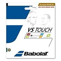 BABOLAT B281028-128H VS Touch BT7 16G ハーフセット テニスストリング