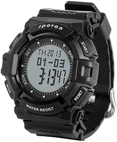 Reloj deportivo inteligente al aire libre Altitude reloj luminoso montañismo impermeable funcionamiento saludable multifunción reloj inteligente