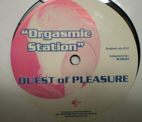 Various - Orgasmic Station / Organ Construction