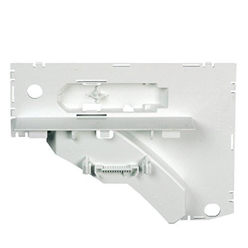 Miele 6008602 ORIGINAL Griffplatte Einspülschalengriffplatte Einspülschale Griffmulde Schubkastengriff Schubkastengriffplatte Waschmitteleinspülschubfachgriff Kammer Waschmaschine Trockner