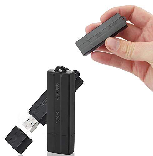 Micro registratore spia audio microspia 25 giorni di attivazione vocale spy nascosto