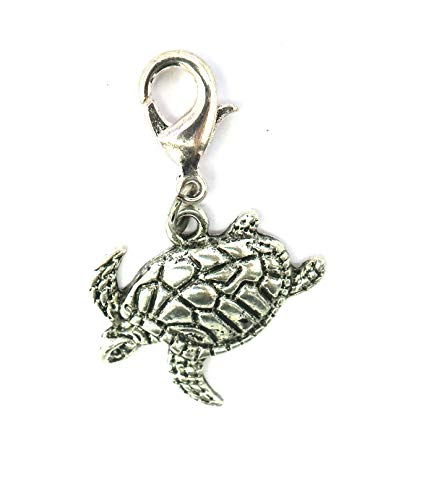 Schildkröten Anhänger/Charm Modeschmuck für Ketten oder Armbänder