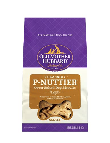 Old Mother Hubbard Classic P-Nuttier Biscuits...