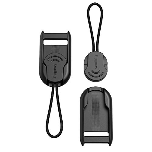 SmallRig アンカーリンクス ストラップアダプター クイックコネクター2個三角リング付属(2個入り)-2421
